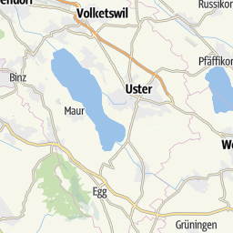 The Top Hiking Trails in Uster